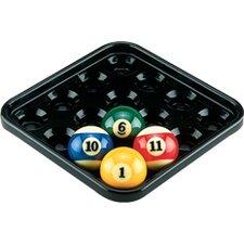 Action Billiard Balls Ball Tray (Set of 3)