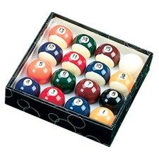 Action Billiard Balls Standard Ball Set