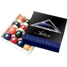Billiard Balls - Action Deluxe Set