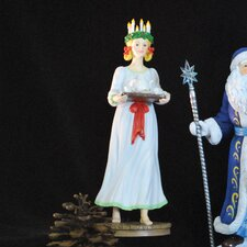 """""""Saint Lucia"""" Saint Lucia Figurine"""