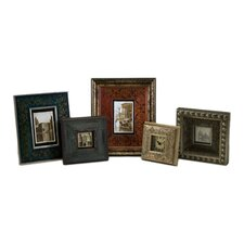 Five Piece Trend Color Picture Frame (Set of 5)
