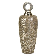 CK Tall Myriad Lidded Decorative Urn