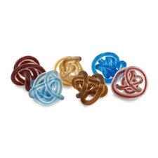6 Piece Rope Knots Sculpture