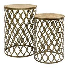 Maridell 2 Piece Nesting Tables