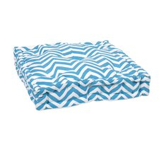 Chevron Cotton Floor Pillow
