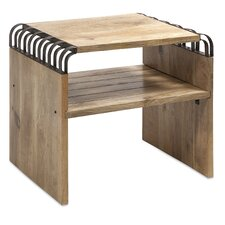 Conwell Mango Wood End Table