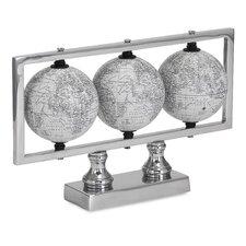 Gomez Globe Sculpture