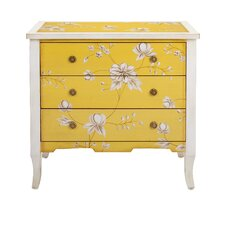 Reilly 3 Drawer Chest