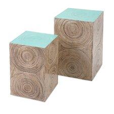 Yanna 2 Piece End Table Set
