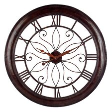 "Oversized 30.25"" Washington Wall Clock"