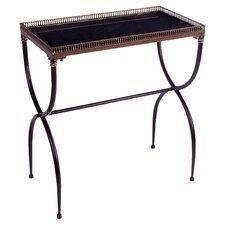 Rectangular X-Leg End Table