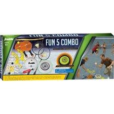 Fun 5 Combo Game