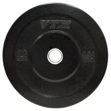 VTX 10 lbs Solid Rubber Bumper Plate