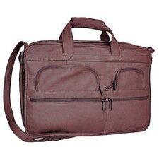 Organizer Leather Briefcase