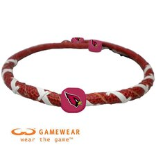 Arizona Cardinals Spiral Necklace