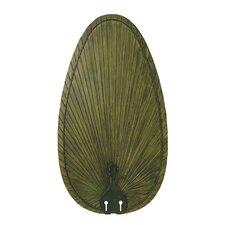 Caruso Narrow Oval Ceiling Fan Blade (Set of 5)