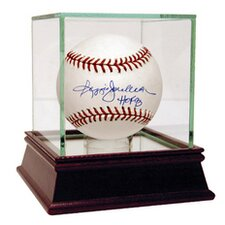 "MLB Reggie Jackson Baseball with ""HOF"" Inscription (MLB Auth)"