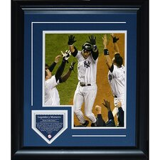 Aaron Boone Legendary Moment Framed Collage Uns