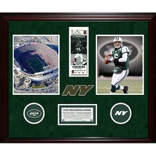 Jets Final Ticket Collage with Ticket Turf Photo Logos and Nameplate