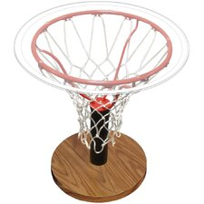 Basketball Rim End Table