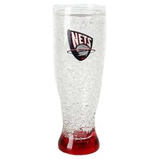 NBA Crystal Freezer Pilsner Glass
