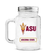 NCAA Mason Jar