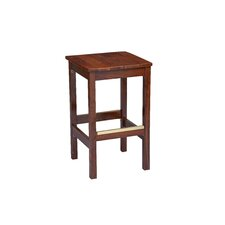 Square Backless Bar Stool