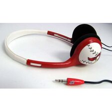 MLB Baseball Head Headphones