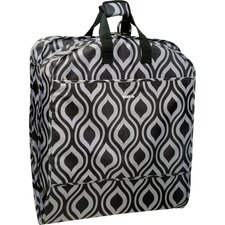 Fashion Print Dress Length Garment Bag