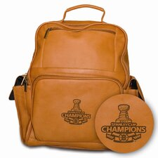NHL Boston Bruins Limited Edition Stanley Cup Computer Backpack