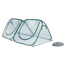 StarterHouse 8 Ft. W x 4 Ft. D Clear PVC Mini Greenhouse
