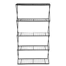 "Exy 64"" 5 Shelf Shelving Unit"