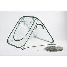SeedHouse 2 Ft. W x 2 Ft. D Clear PVC Mini Greenhouse
