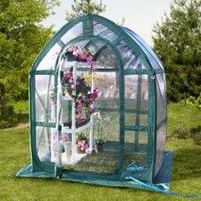 Planthouse 5 Ft. W x 5 Ft. D Polyethylene Plastic Greenhouse