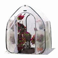 5 Ft. W x 6.5 Ft. D Mini Greenhouse