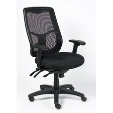 Apollo High-Back Mesh Chair with Arms