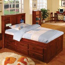 Weston Storage Panel Customizable Bedroom Set