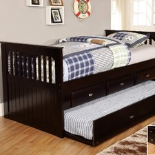 Twin Rake Daybed with Trundle