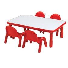 "Baseline 60"" x 30"" Rectangular Classroom Table"