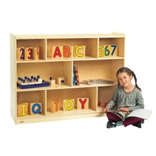 Value Line Birch Mobile Shelf
