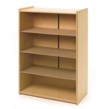 Value Line 4-Section Rest Mat Storage