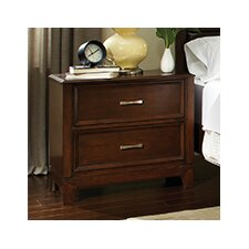 Melrose 2 Drawer Nightstand
