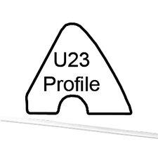 8 Feet Table Cushion U-23 Profile