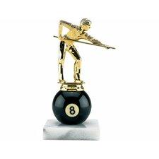 Novelty Items Eight Ball Trophy