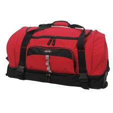 "30"" Rolling Drop Bottom Duffel Bag"