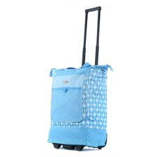 Diamond Rolling Shopping Tote
