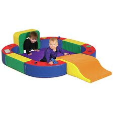 Softzone® Discovery Center with Tunnel and Slide