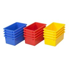 Stack and Store Tub with No Lid (Set of 15)
