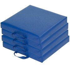 Softzone® Square Carry Me Cushion (Set of 4) (Set of 4)