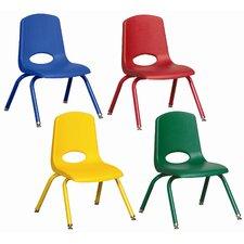 "10"" Plastic Classroom Chair"